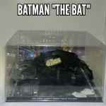 Batman Automobilia collection Eaglemoss Dark knight Rises The Bat @sold@